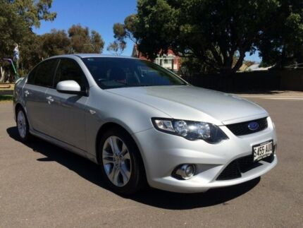 2010 Ford Falcon FG Upgrade XR6 6 Speed Auto Seq Sportshift Sedan Clarence Gardens Mitcham Area Preview