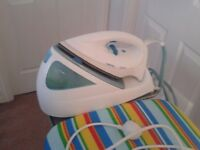 Tefal iron in amazing condition !!!! BARGAIN!!!!