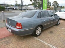 2005 Holden Statesman WL V6 Grey 5 Speed Auto Active Select Sedan Gepps Cross Port Adelaide Area Preview