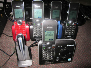 Home Phones - VTech Cell-Connect Phone Systems - on Choice Kitchener / Waterloo Kitchener Area image 9