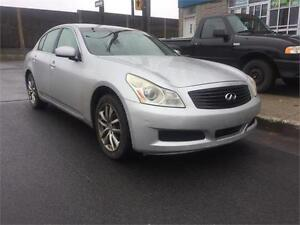 INFINITI   G35X   2007  Luxury  GPS    CAMERA RECULE