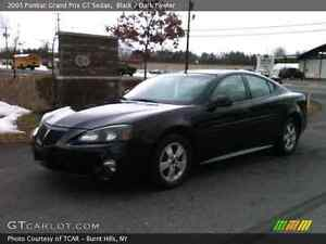 ISO: parts for 2005 grand prix