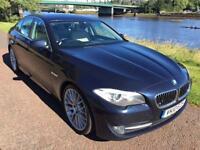 2010 10 BMW 5 SERIES 3.0 530D SE 4D 242 BHP DIESEL