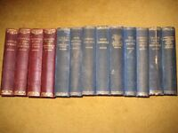 13 Titles By Charles Dickens Published By Hazell, Watson And Viney Circa 1930s OFFERS WELCOME