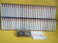 TDK D C90 CASSETTE TAPES x 60 : USED ONCE ONLY THEN STORED