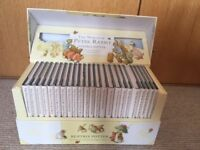 The World of Peter Rabbit by Beatrix Potter 'The complete original tales 1 - 23' in presentation box