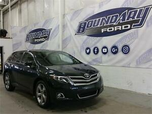 2014 Toyota Venza W/ Sunroof, Leather, AWD