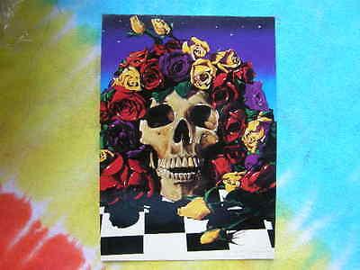 Stanley Mouse Grateful Dead Timeless Postcard