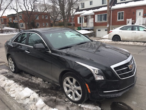 2015 Cadillac ATS Coupe Berline