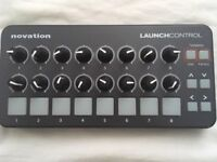 Novation launch control for Ableton Live Midi Controller