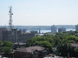 10-050 Fabulous city views close to downtown includes Parking!