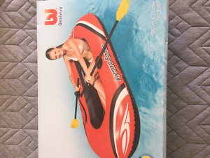 Best way Brand Inflatable Boat Budgewoi Wyong Area Preview