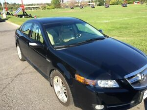 2008 Acura TL Sedan - Safety Certified by Acura