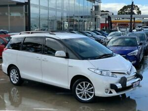 2015 Toyota Tarago GSR50R MY13 GLX White 6 Speed Sports Automatic Wagon Palmyra Melville Area Preview