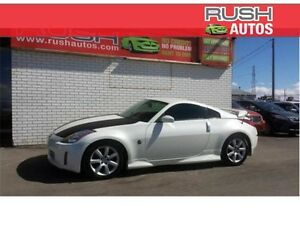 2005 Nissan 350Z Touring ** LOW KM, LEATHER, BOSE AUDIO**