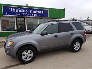 "2008 Ford Escape XLT ""NEW SAFETY"", 4WD, LOW PRICE!!"