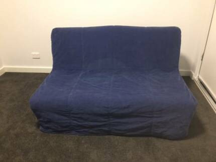 Ikea Sofabed with cover & mattress