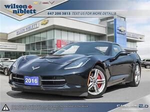 2016 Chevrolet Corvette 3LT Coupe - MUST SEE, SAVE $$$$$