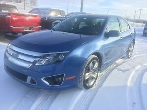 2010 Ford Fusion SPORT AWD Nav Leather