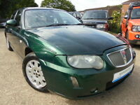 Rover 75 2.0 CDTI CONTEMPORARY 131PS (green) 2004