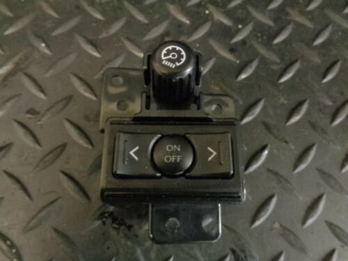 2008 LEXUS IS250 SE 4DR AUTO DASHBOARD LIGHT DIMMER SWITCH 15A984