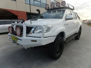 2012 Toyota Hilux KUN26R MY12 SR5 Double Cab 5 Speed Manual Utility Miller Liverpool Area Preview