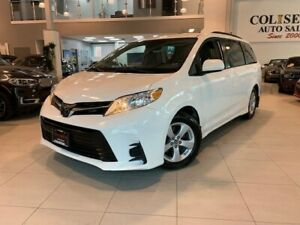 2019 Toyota Sienna LE 8 PASSENGER-NO ACCIDENT-1 OWNER-TOYOTA WAR