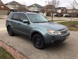 2011 Subaru Forester 2.5X Convenience in Excellent Condition