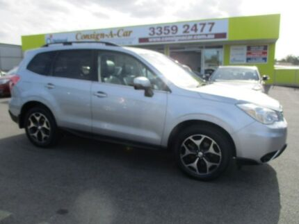 2015 Subaru Forester S4 MY15 2.5i-S CVT AWD Silver 6 Speed Constant Variable Wagon Kedron Brisbane North East Preview