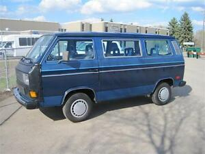 1985 \VW vanagon 7 seater window van......the iconic minibus