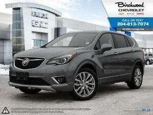 2019 Buick Envision Premium AWD, Sunroof, Heated Front & Rear Se