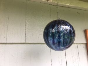 Artisan blown Glass balls