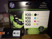 HP Officejet 920 Ink Cartridges