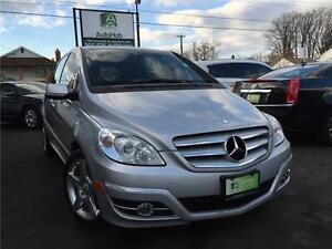 2009 Mercedes-Benz B-Class TURBO-SUNROOF-LEATHER-PRICE REDUCED
