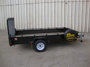 6'x12' Hercules by Miska Trailers – MADE IN CANA