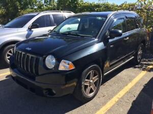 2008 JEEP COMPASS SPORT 4X4/ROOF RACK/HEATED SEATS/REAR SPOILER!