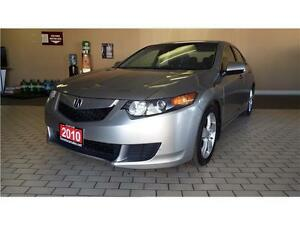 2010 Acura TSX No Accident Alloy Auto Certified E tested $11499