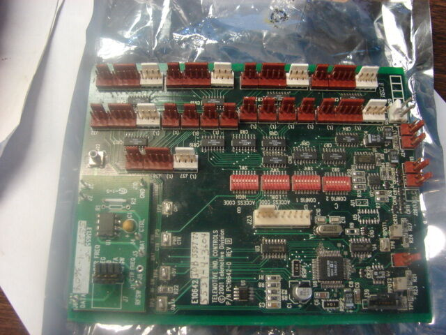 Telemotive Ind.. Conntrols PC10642-0 REV. D