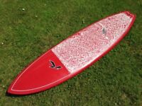Rusty Tuflite Surfboard 6'2, excellent condition