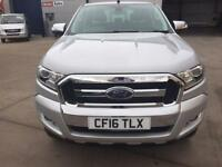 Ford Ranger 3.2TDCi ( 200PS ) 4x4 2 auto 2016MY Limited