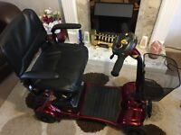 Rascal Ultralite 480 Mobility Scooter