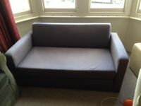 Free to collector - small sofa bed, ideal for kids' sleepovers