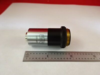 Microscope Part Zeiss Polarizer Objective 40x Pol Optics As Is Bx6-b-08