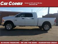 2012 Ram 3500 SLT EXTREMELY LOW KM Not even broken in yet!!!