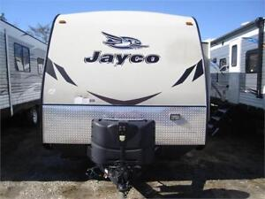 2015 Jayco Summit Edition 33BHBS