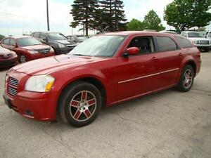2007 DODGE MAGNUM - LOW KM * NO ACCIDENT * CERTIFY