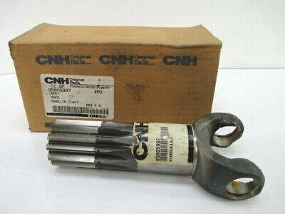 Cnh Oem Fwd Fork Shaft 35805997 New Backhoe Ford New Holland
