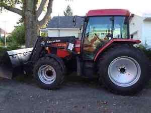 Tracteur Case CX90