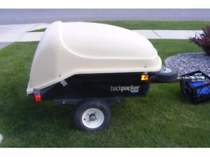 Clam Shell Trailer for sale