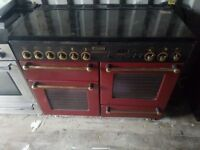 Rangemaster gas cooker free deivery